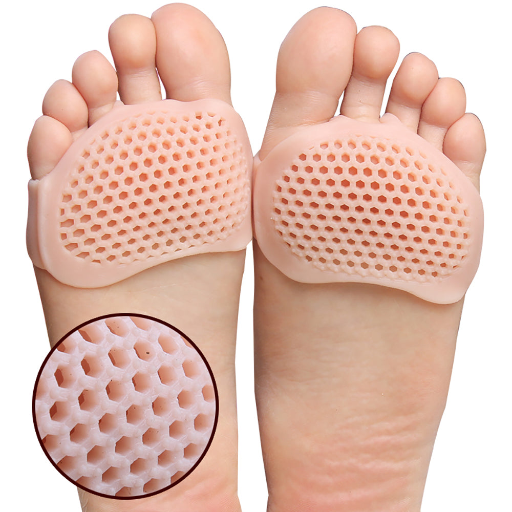 Silicone Gel Soft Protector Pain Relief Insole - asheers4u
