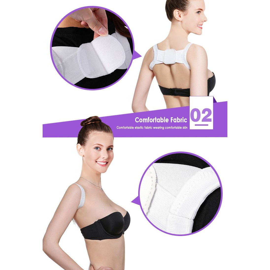 Orthopedic Back Posture Shoulder Belt - asheers4u