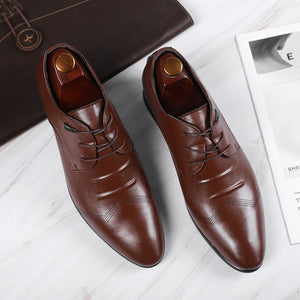 Oxford wedding office shoes men - asheers4u