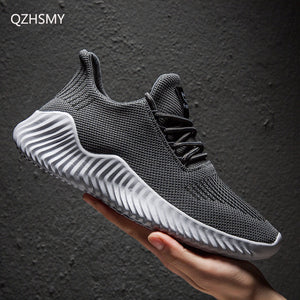 New Men Casual Comfortable Breathable Lightweight Walking Shoes Sneakers - asheers4u