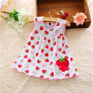 Baby girl summer dress - asheers4u
