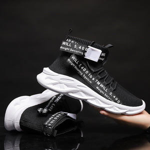 Hot Selling Breathable Fashion Shoes For Men with Lace-up - asheers4u