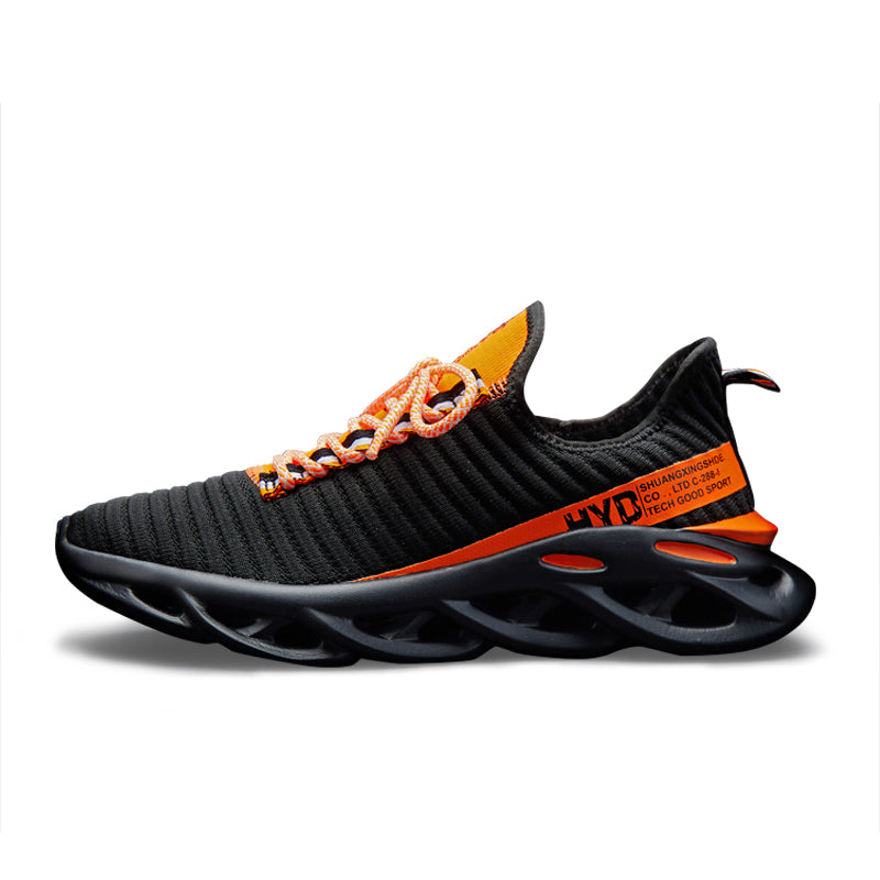 Breathable Running Cotton Couple Jogging Casual Shoes - asheers4u