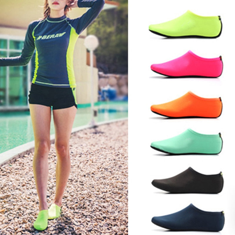 Non-Slip Breathable Unisex Outdoor Beach Shoes - asheers4u