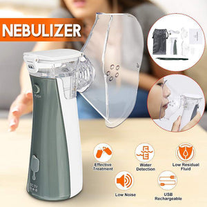 Mini Handheld nebuliser - asheers4u