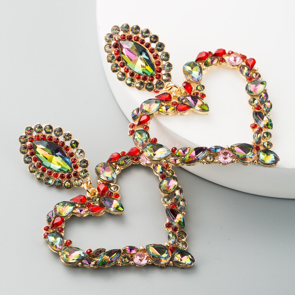 Water Drop Color Rhinestone - asheers4u