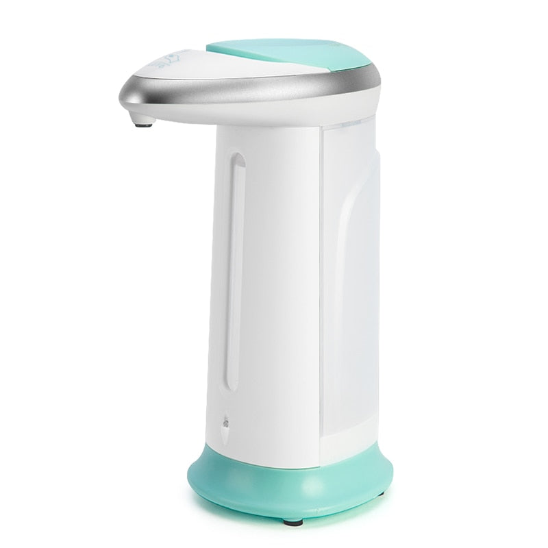 Touchless Automatic sensor hand sanitizer and soap dispenser - asheers4u