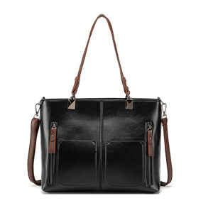 Tinkin Vintage   Shoulder Bag Female Causal Totes for Daily Shopping - asheers4u