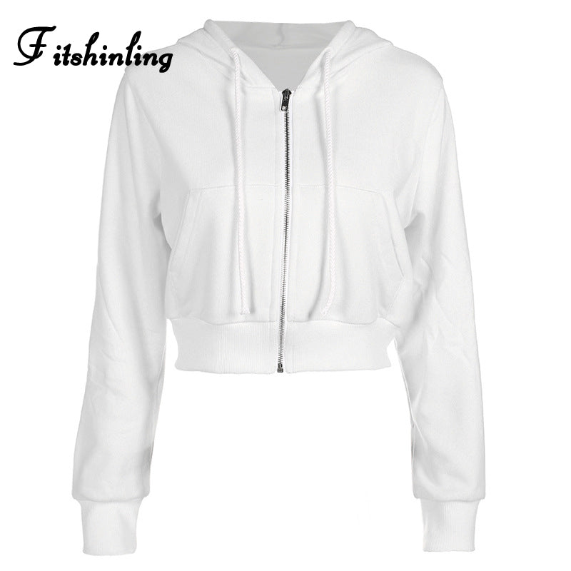White sexy cotton coats - asheers4u