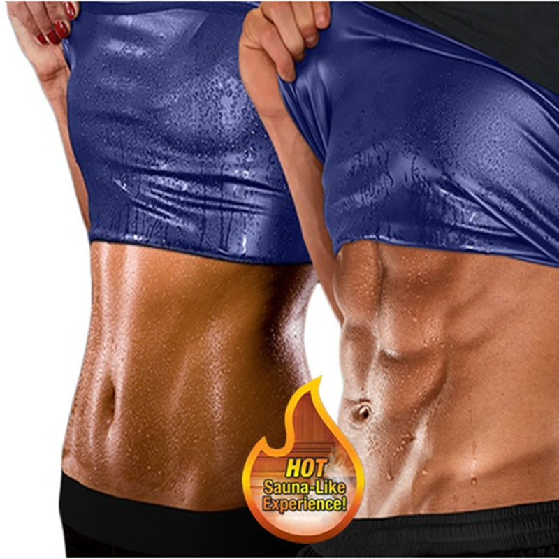Slimming Hot Sauna Top - asheers4u