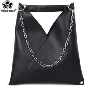 Fashion Leather Large Capacity Luxury Handbags for Women - asheers4u