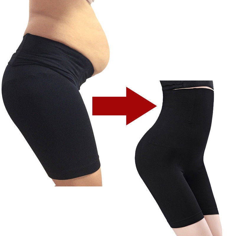 Slim High Waist Body Shaper - asheers4u