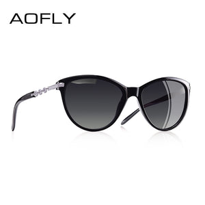 Cat Eye Polarized Sunglasses for Women