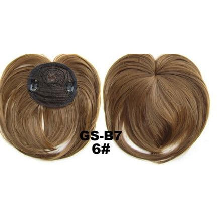 Women  Heat Resistant Straight Synthetic Hair Wigs 18 Colors - asheers4u