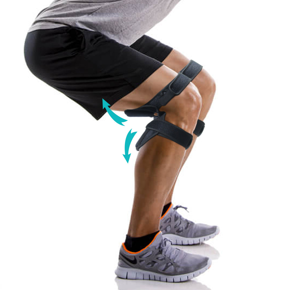 Joint Support Powerful Rebound Spring Force Knee Booster - asheers4u