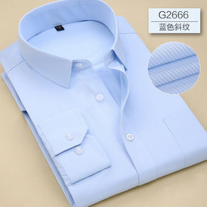 Office Formal Shirts (7XL Plus Size Available) - asheers4u
