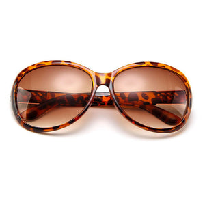 Retro Vintage Design Big Sun Glass Shades For Women - asheers4u