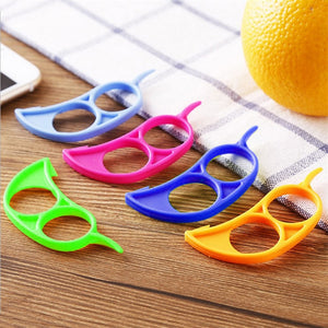 Colorful Citrus Lemon Fruit Slicer Peeling Cutter Kitchen Gadgets - asheers4u
