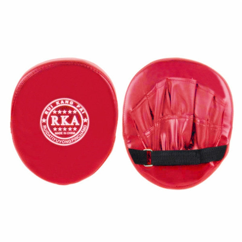Boxing Hand Target Focus Punch Pads MMA Martial Thai Kick - asheers4u