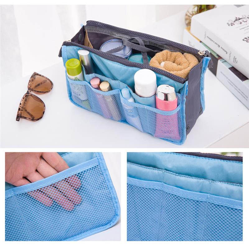 Women Waterproof Travel Organizer Cosmetic Bag - asheers4u