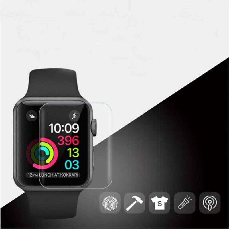 Full Edge 3D Hydrogel Screen Protective Film For iwatch Series 2/3/4/5 - asheers4u