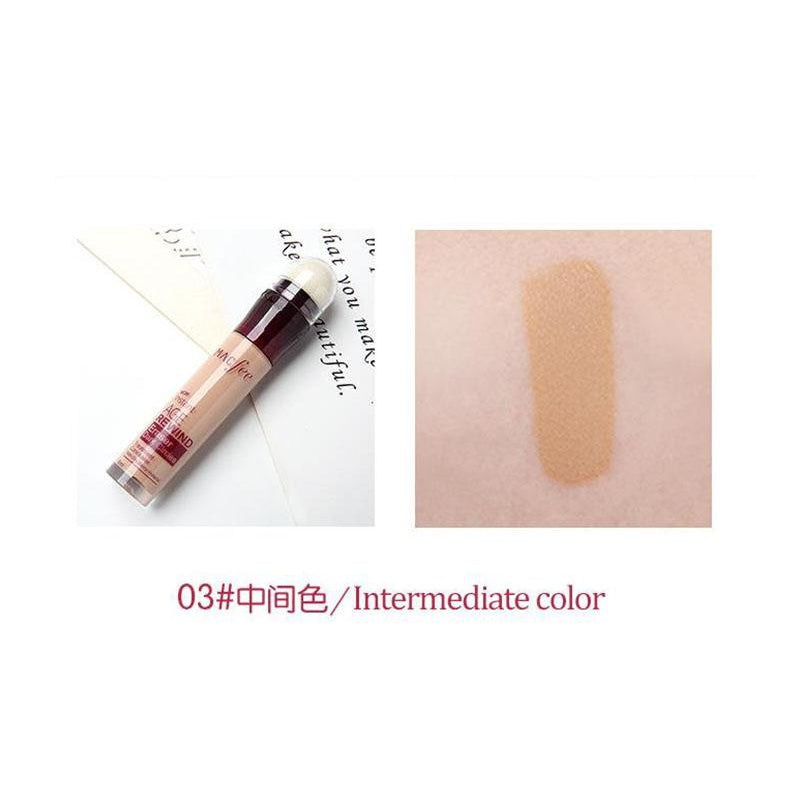 Under Eye Dark Circle Eraser Concealer Pen Face Makeup - asheers4u