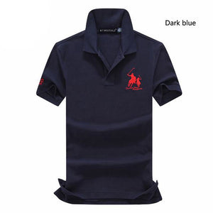 Mens short sleeve polo Tshirts - asheers4u