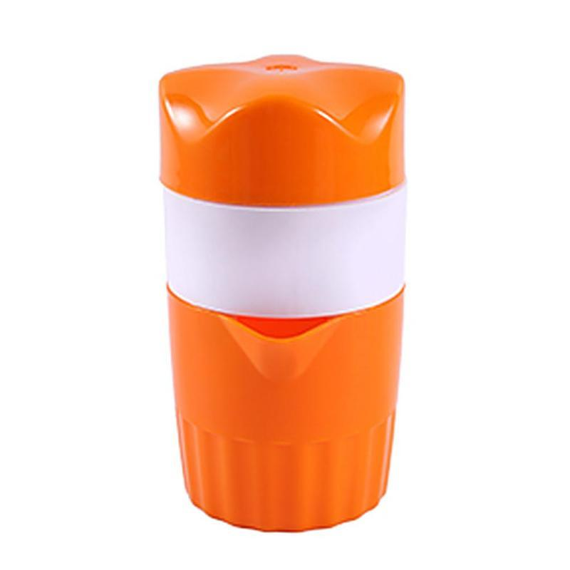 Portable 300ml Manual Lemon Juicer 100% Orangic Citrus Squeezer - asheers4u
