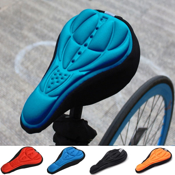 Soft Bike Seat Saddle for A Bicycle Cycling - asheers4u