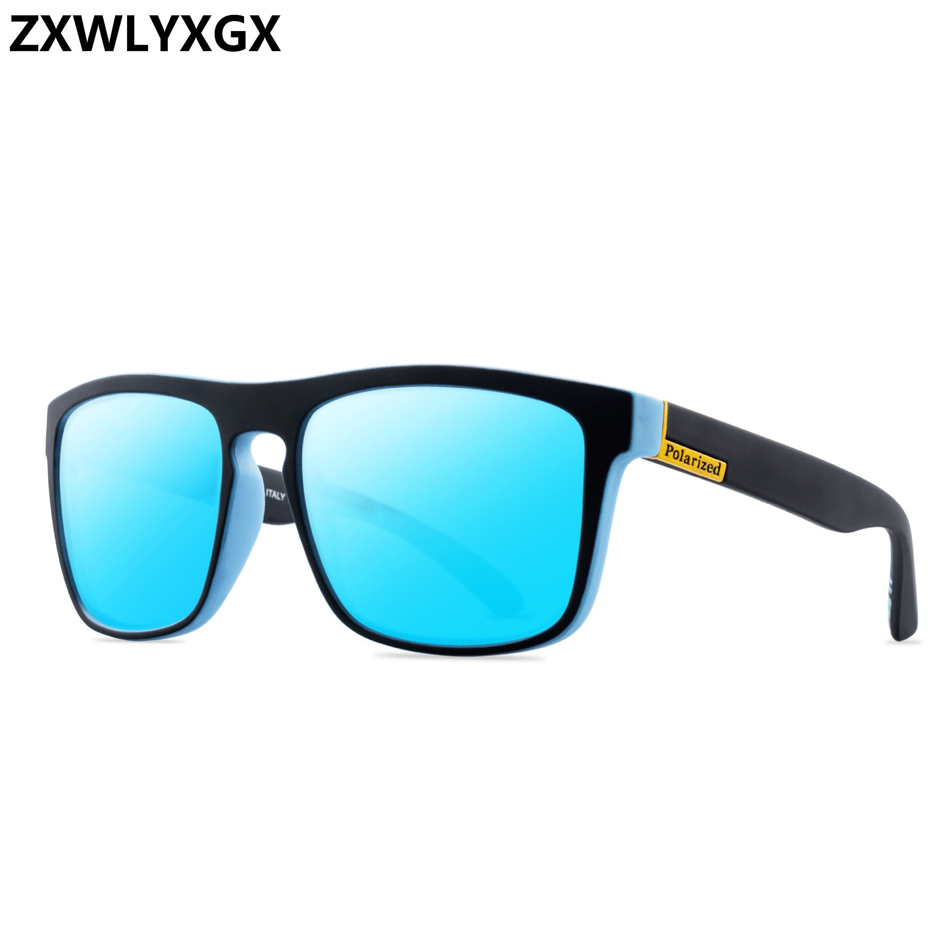 Men Luxury Brand Designer Polarized Sunglasses UV400 - asheers4u