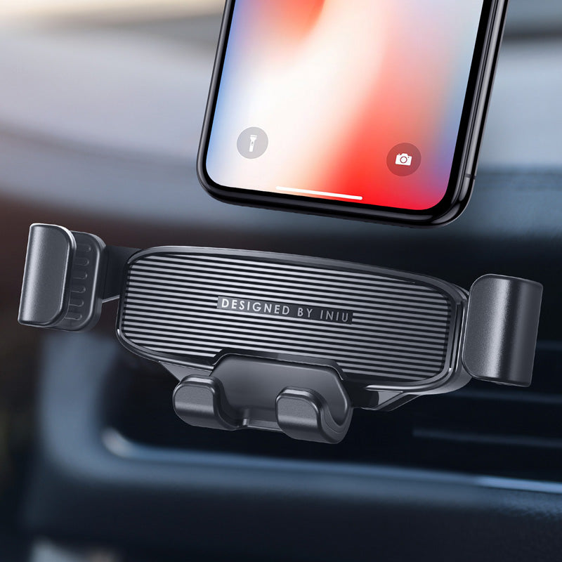 Universal Air Vent Mount GPS Stand in Car For iPhone Samsung - asheers4u