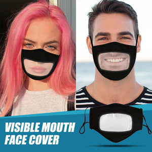 Reusable Face Cover and 4pcs Filter - asheers4u