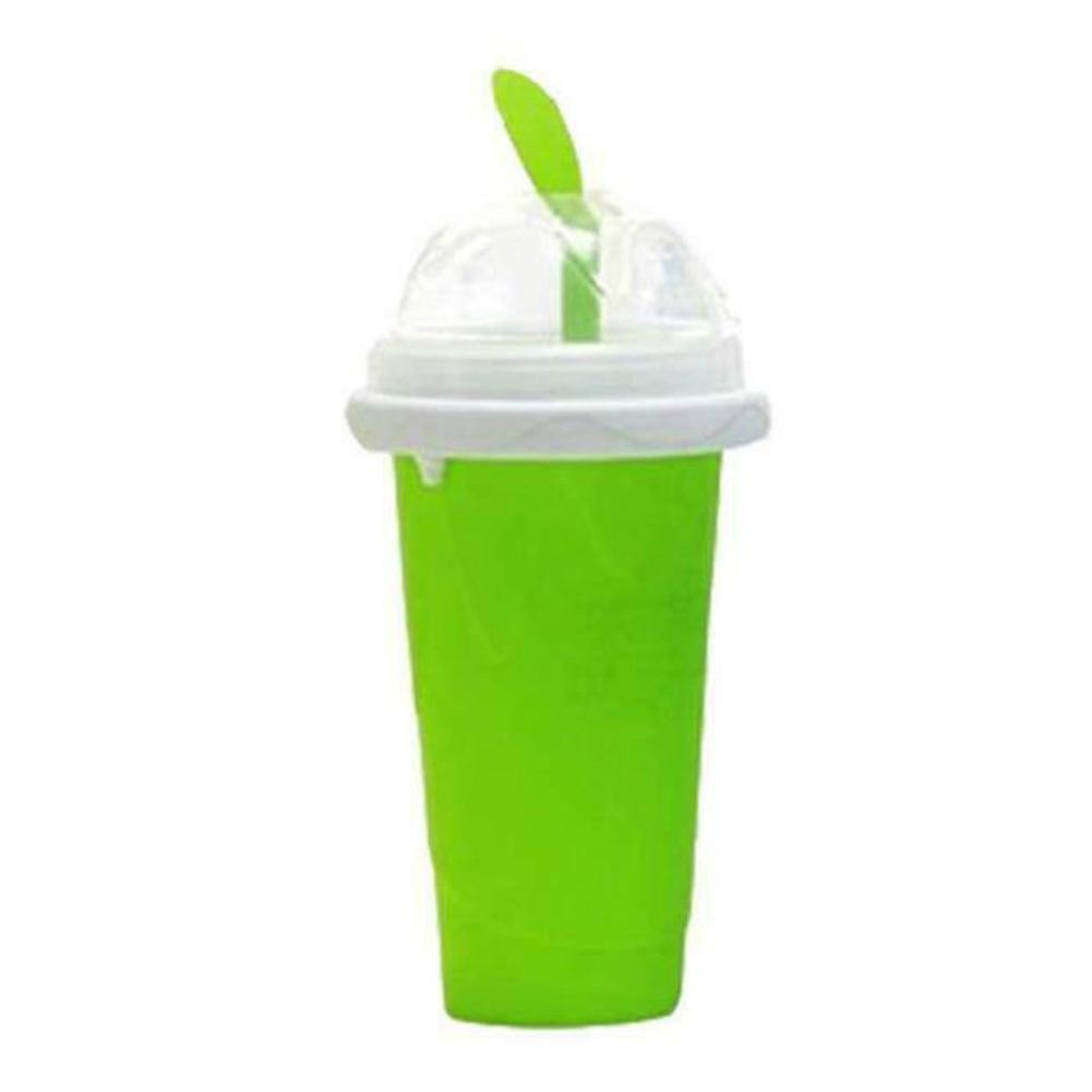 Durable Squeeze Peasy Slush Quick Cooling Milkshake Bottles - asheers4u