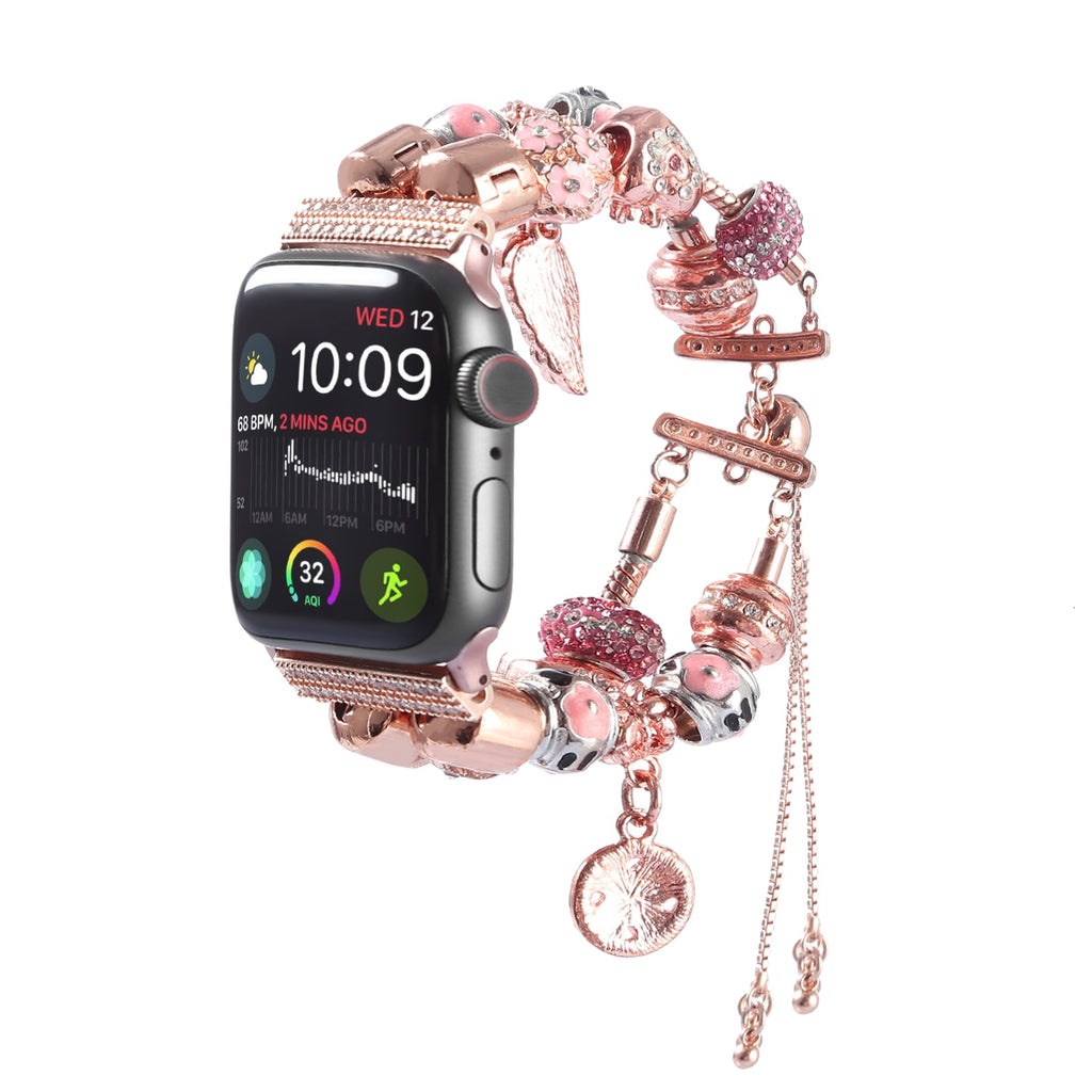 Watch Strap Bracelet for Apple I Watch Lovers - asheers4u