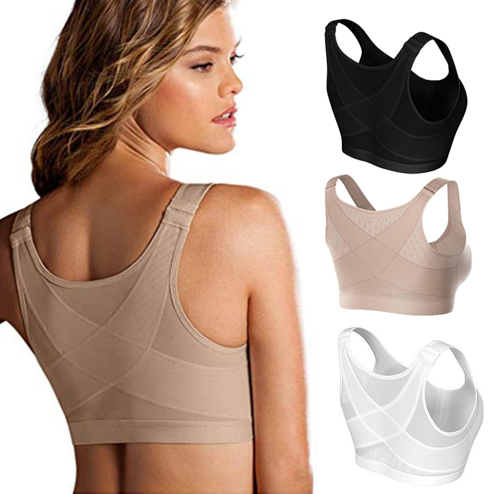 Female posture correction bra - asheers4u