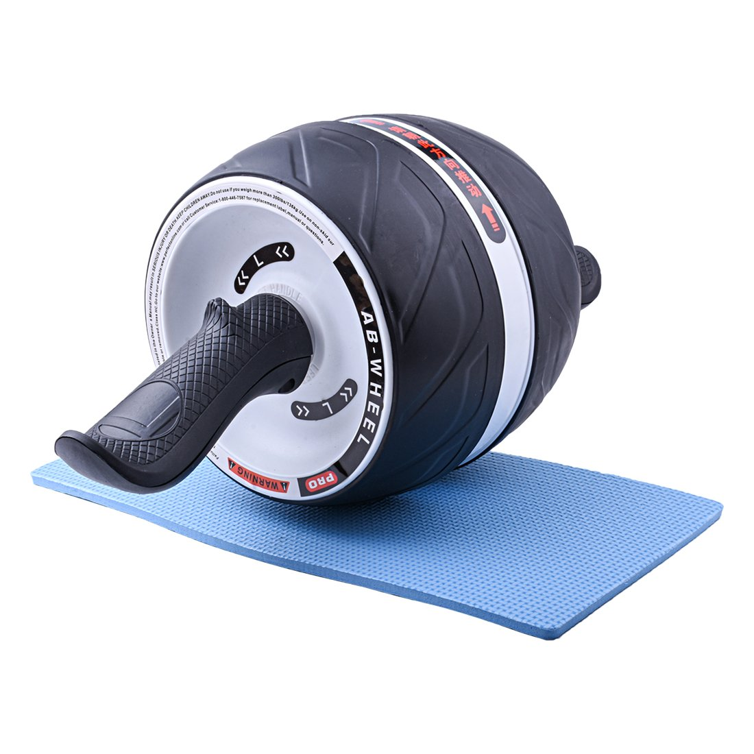 Ab Roller Wheel for Core Workout Abdominal Muscle Trainer - asheers4u