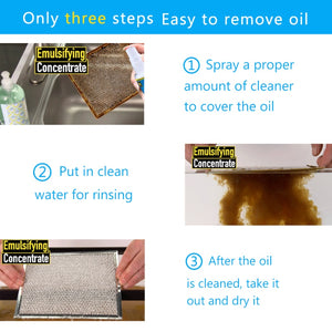 Kitchen Grease Cleaner Spray - asheers4u