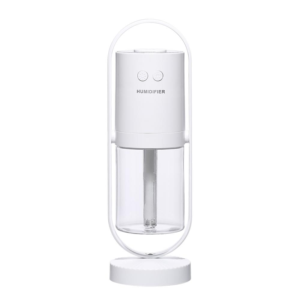 USB Air Humidifier with LED Lights Ultrasonic Aroma Diffuser Mist Maker - asheers4u