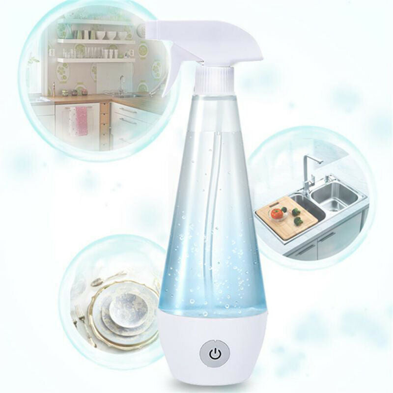 Disinfectant Maker With Spray Bottle - asheers4u