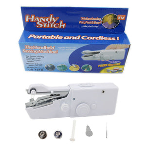 Handheld Electric Sewing Machine - asheers4u