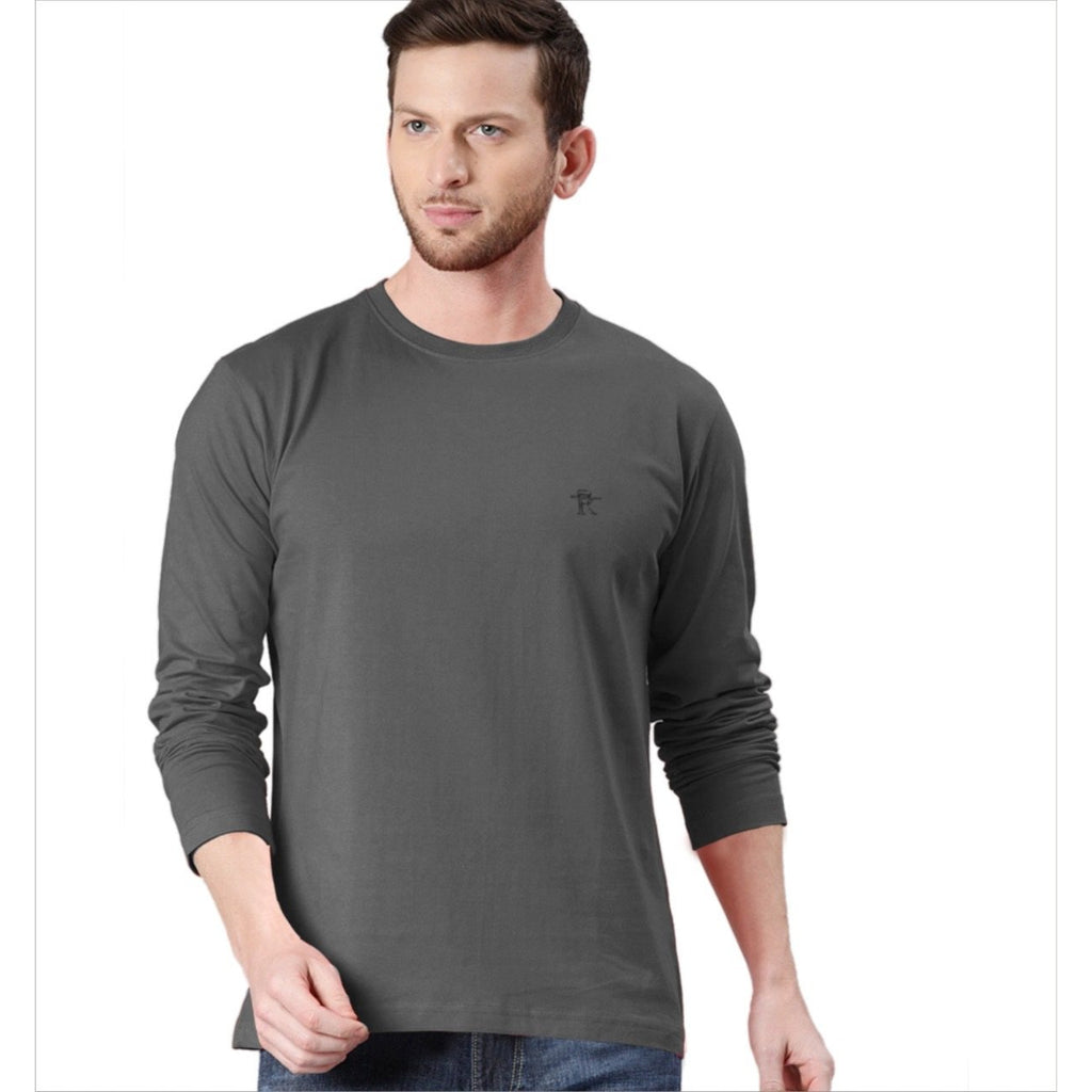 Men's Organic Cotton T shirt - asheers4u