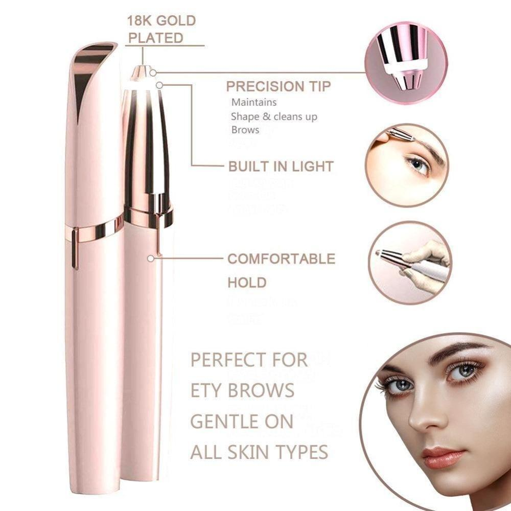 Mini Electric Eyebrow Trimmer - asheers4u