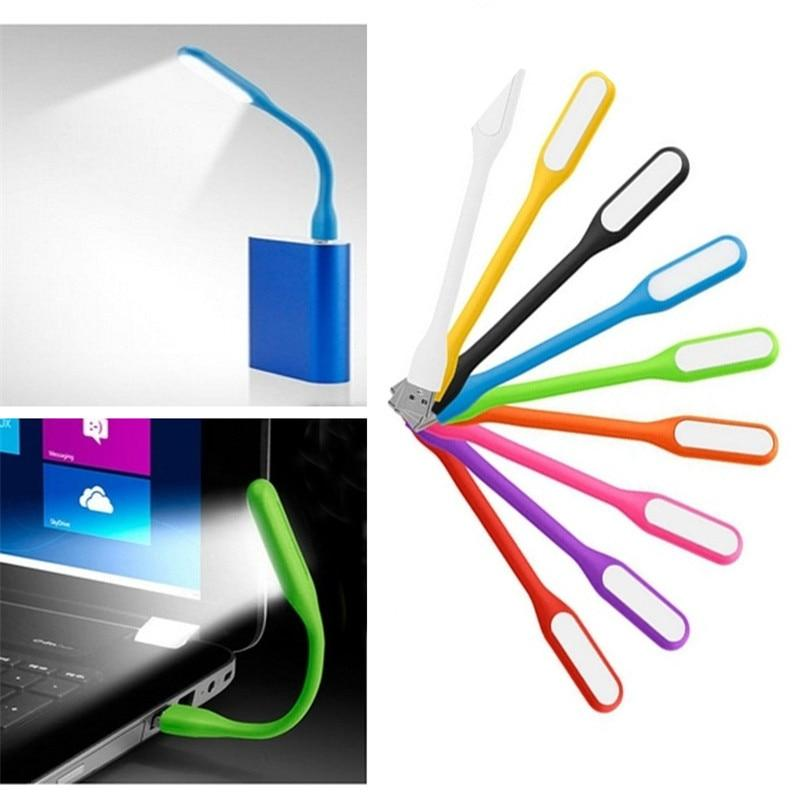 Multicolor Mini USB LED Light Computer Lamp for Notebook PC Laptop Night Reading - asheers4u