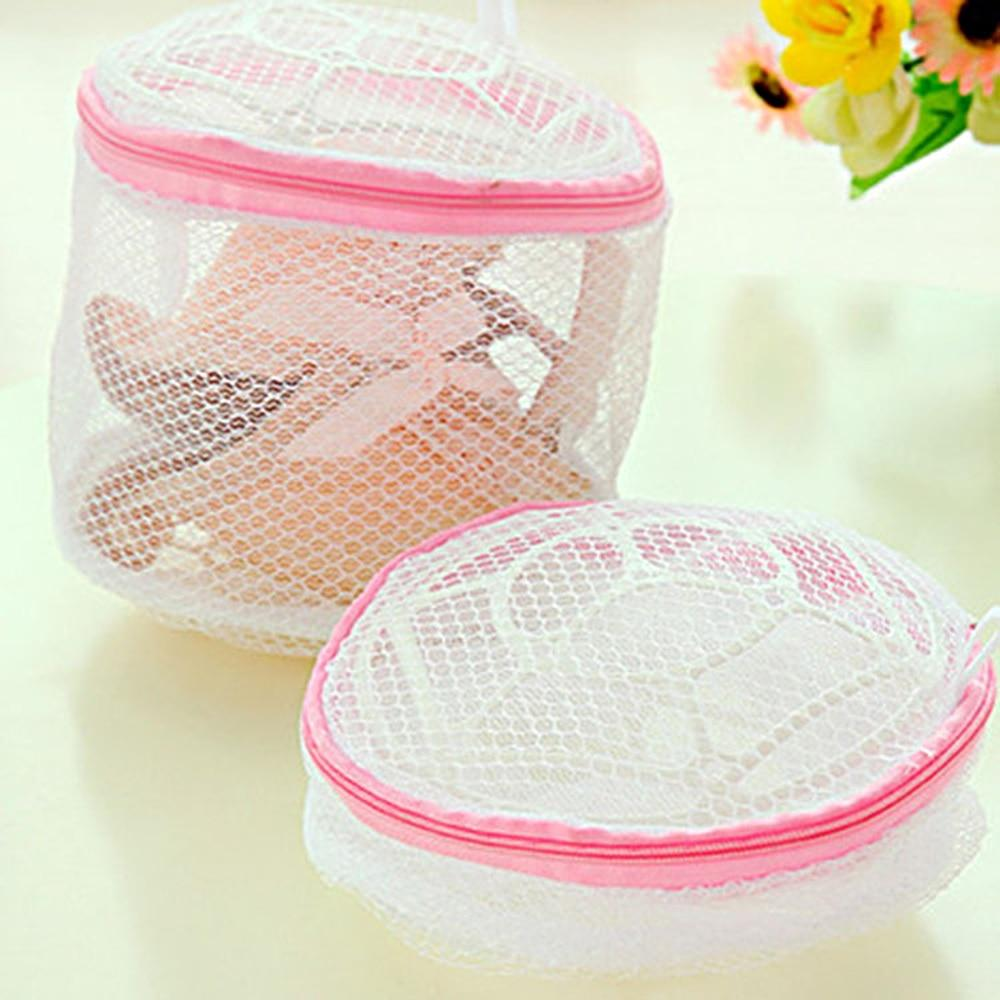 Net Mesh Clothes Washing Organizer Zip Bags - asheers4u