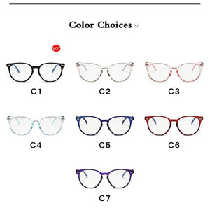 Anti Blue Light Computer Glasses - asheers4u