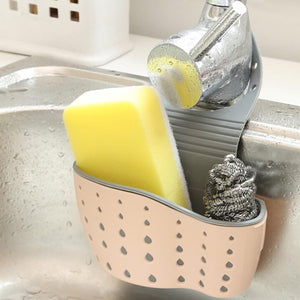Useful Suction Cup Kitchen Sponge Drain Holder - asheers4u
