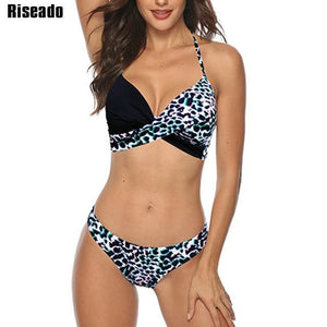 Sexy Push Up Women Beach Bikinis - asheers4u