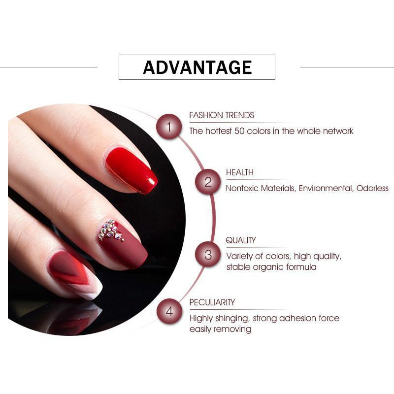 Soak off  Base Gel Top Coat Matte Nail Gel lacquer 8 ml - asheers4u