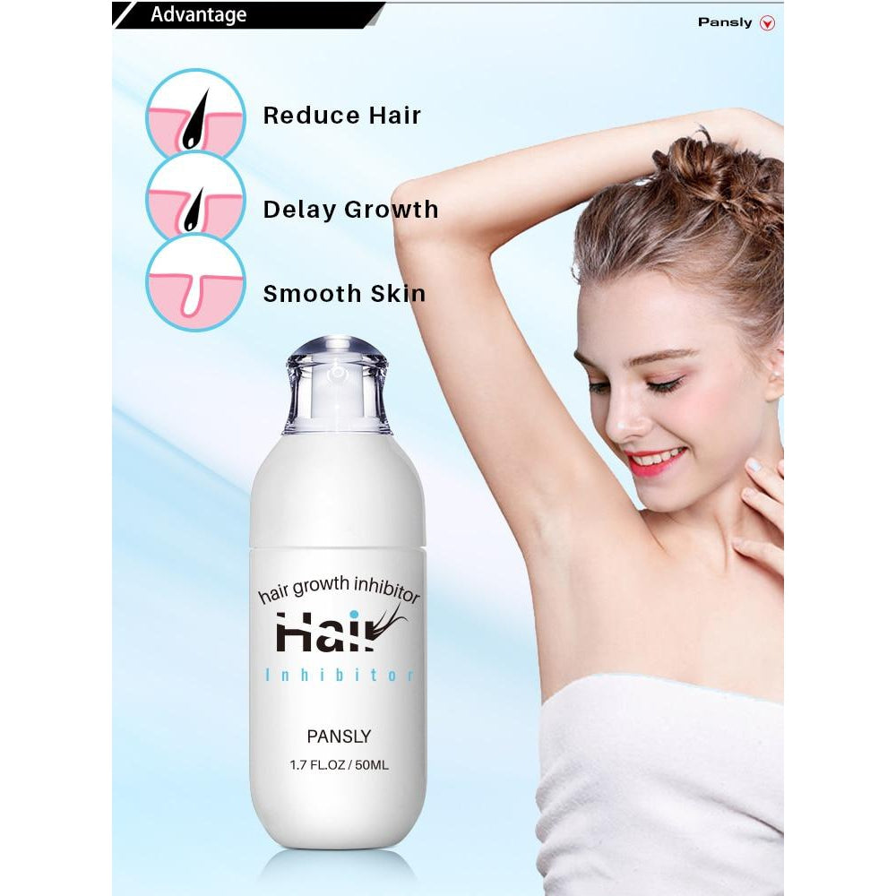 Permanent Hair removal and stop growth Spray - asheers4u