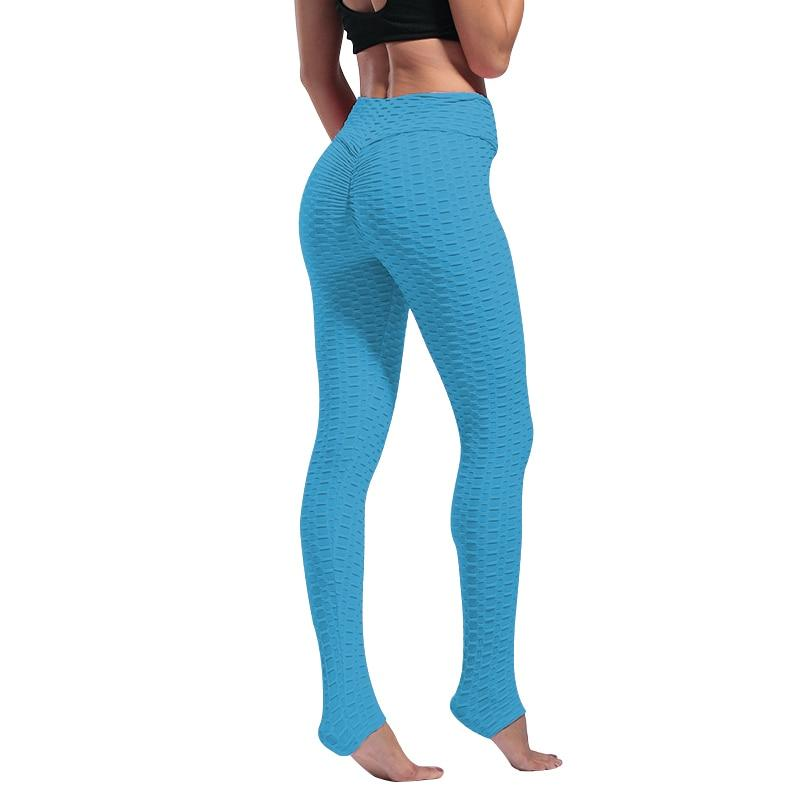 Anti Cellulite Sexy High Waist Pull Up Sports for Workout Fitness Legging - asheers4u